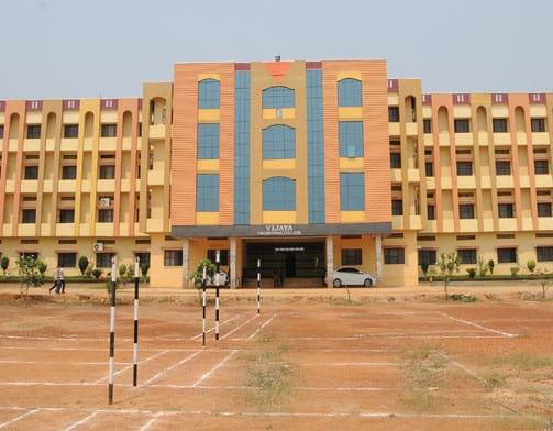 vijaya college -home page