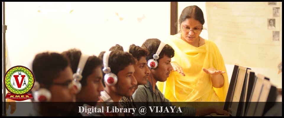 vijaya digital-library