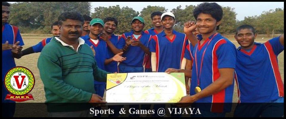 vijaya sports-and-games