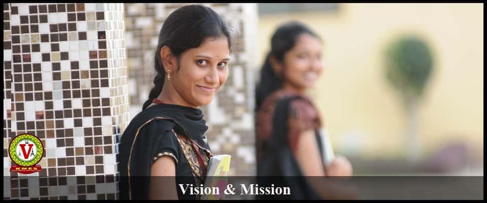 vijaya vision mission