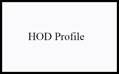 hod profile.