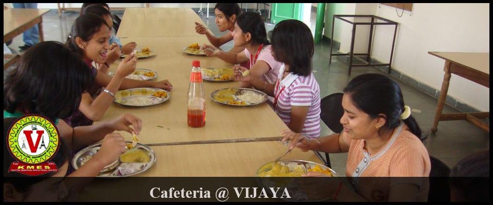 vijaya cafeteria