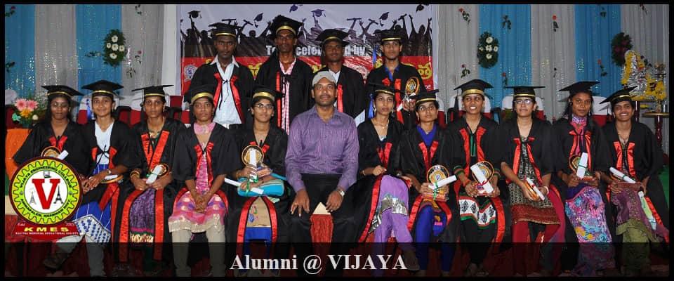 vijya alumni